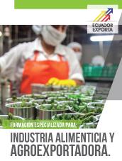 Industria Alimenticia y Agroexportadora